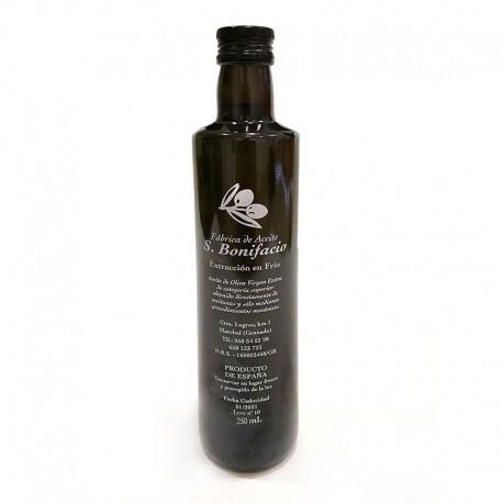 Aceite de Oliva Virgen Extra SAN BONIFACIO 250 ml. (varios formatos)