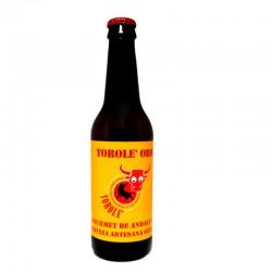 Cerveza Artesana TOROLÉ ORO (varios formatos)