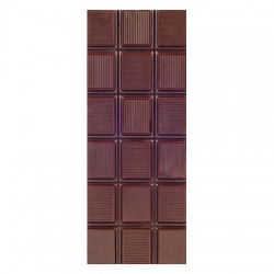 Chocolate con Leche Artesano Ecológico LA VIRGITANA