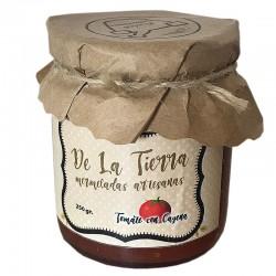 Mermelada de Tomate con Cayena DE LA TIERRA (Varios formatos)
