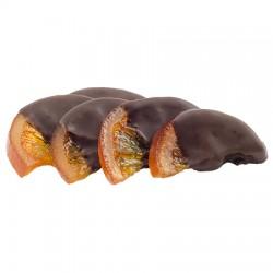 Naranja Confitada con Miel y Chocolate Negro Artesano LA VIRGITANA