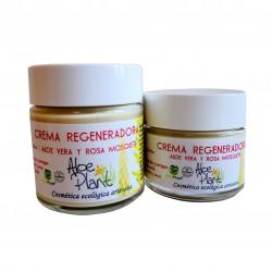 Crema facial Regeneradora ALOEPLANT (varios formatos)
