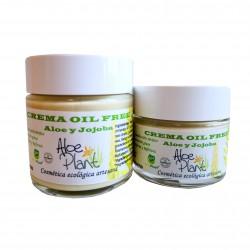 Crema facial Oil Free ALOEPLANT (varios formatos)