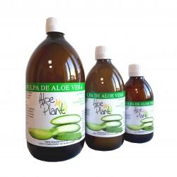 Pulpa Zumo Aloe Vera Puro de ALOEPLANT (varios formatos)
