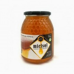 Miel Artesana MIELSOL 500 gr. (varios formatos)