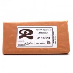 Chocolate Artesano Sin Azúcar DE AUTOR