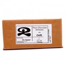 Chocolate Artesano con Café DE AUTOR