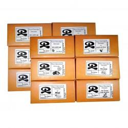 Chocolate Artesano DE AUTOR (Pack Degustación 12 uds.)