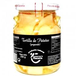 Preparado Tortilla de Patatas LA RECETA (varios 250 gr.)