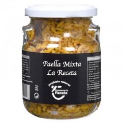 Paella Mixta LA RECETA (Varios formatos)