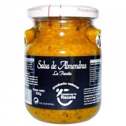 Salsa de Almendras LA RECETA (Varios formatos)