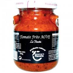 Tomate Frito Casero en AOVE LA RECETA (Varios formatos)