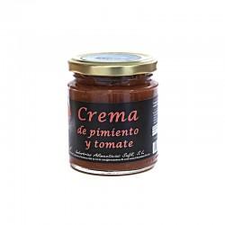Crema de Pimiento y Tomate FRITADA DE SUFLÍ (varios formatos)