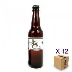 Cerveza Artesana GINGER GLAMOUR (12 uds.)