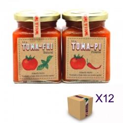 Pack Surtido Crema de Tomate Tradicional TOMA Y TOMA (24 uds. de 270 gr.)