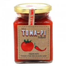 Crema de Tomate Tradicional Toma-Pi  TOMA Y TOMA (varios formatos)
