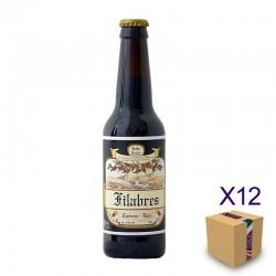 Cerveza Artesana Baltic Porter de CERVEZAS DE LOS FILABRES (12 ud.)