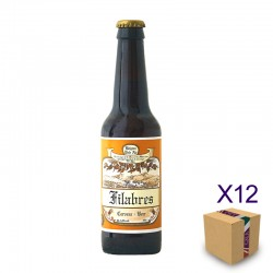 Cerveza Artesana Belgian Pale Ale de CERVEZAS DE LOS FILABRES (12 ud.)