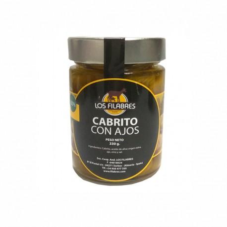 Cabrito con Ajos SOCIEDAD COOPERATIVA ANDALUZA LOS FILABRES
