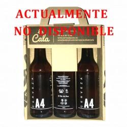 Cerveza artesana LA CALA (Pack 6 bot.)