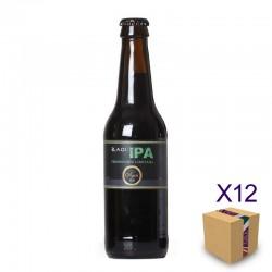 Cerveza Artesana ORIGEN Black Ipa (12 ud.)