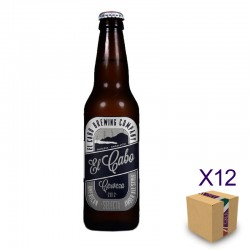 Cerveza Artesana EL CABO Selecta (12 ud.)