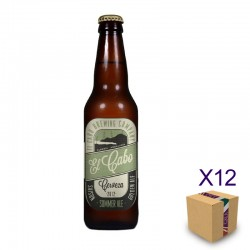Cerveza Artesana EL CABO Summer Ale (12 ud.)