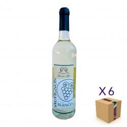 Vino Blanco de Mesa BODEGA GARCÍA GIL (6 ud.)