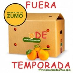 Naranjas de zumo NARANJAS DE ANTAS (varios formatos)