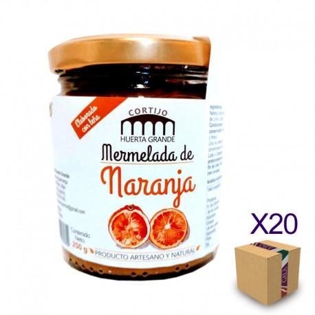 Mermelada Casera de Naranja CORTIJO HUERTA GRANDE