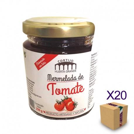 Mermelada Casera de Tomate CORTIJO HUERTA GRANDE