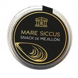 Snack de Mejillón MARE SICCUS