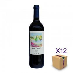 Vino Tinto Lucio 2018, colección Morosanto, BODEGAS MOROSANTO (12 botellas)