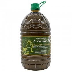 Aceite de Oliva Virgen Extra SAN BONIFACIO Garrafa 5l