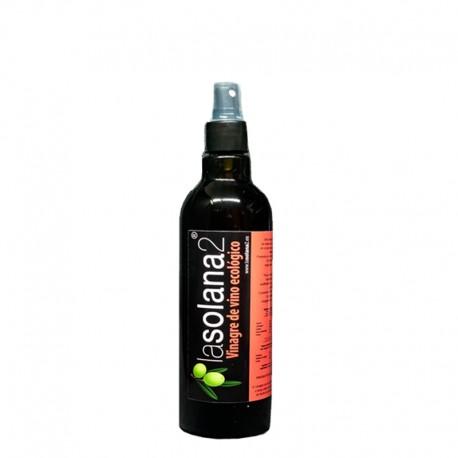 Vinagre de Vino Ecológico Spray 250 ml. LASOLANA2 (varios formatos)