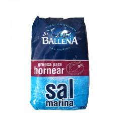 Sal Marina Gruesa especial para Hornear LA BALLENA