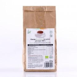 Cacao en Polvo a la Taza Artesano Ecológico SABOR ANDALUZ (250 gr.)