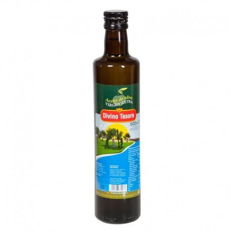 Aceite de Oliva Virgen Extra DIVINO TESORO 500 ml. (varios formatos)