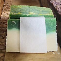 Jabón Artesano de Leche de Burra y Aloe ECO1