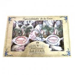 Dulces EL MANTECADO DE LAUJAR (Pack Degustación 2 Kg.)